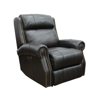 Coldwell Leather Power Recliner