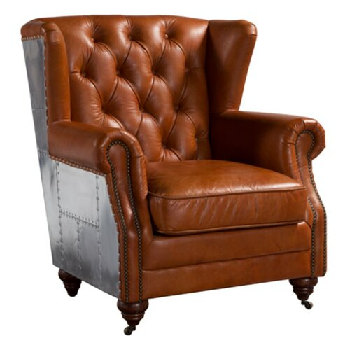 Randle Wingback Chair Williston Forge