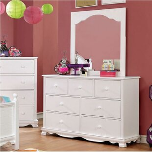 Morethampstead Kid 7 Drawer Dresser by Harriet Bee
