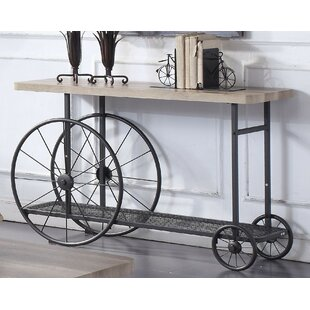 Anabella Console Table by Gracie Oaks