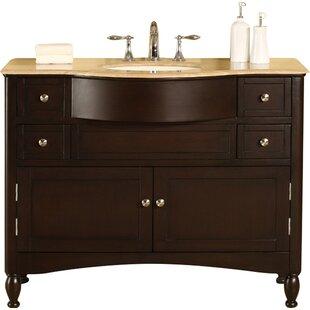 Jeanetta 45 Single Bathroom Vanity Set by Zipcode Design