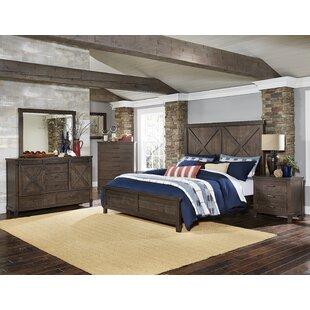 Bayaud Panel Configurable Bedroom Set by Gracie Oaks Cheap