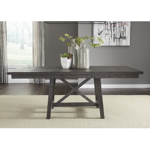 Kruger Extendable Dining Table Ophelia & Co.
