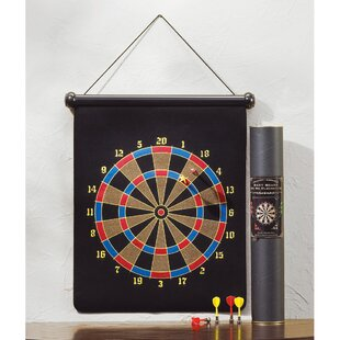 Magnetic Dart Board by Zingz & Thingz