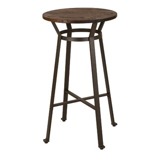 Overstreet Rustic Pub Table by Williston Forge