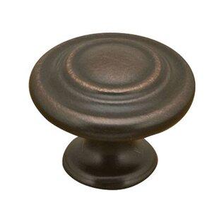 Rustic Mushroom Knob