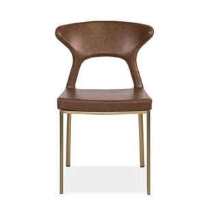 Reviews Stiner Upholstered Dining Chair (Set of 2) by Brayden Studio Reviews (2019) & Buyer's Guide