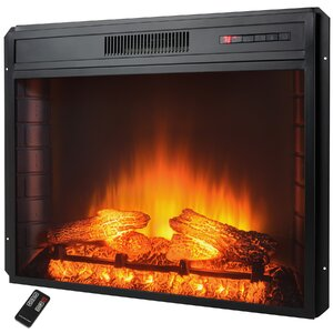 Wall Mount Electric Fireplace Insert