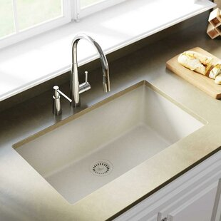 save - White Undermount Kitchen Sink