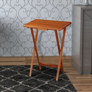 Casale Charming 5 Piece Tray Table Set
