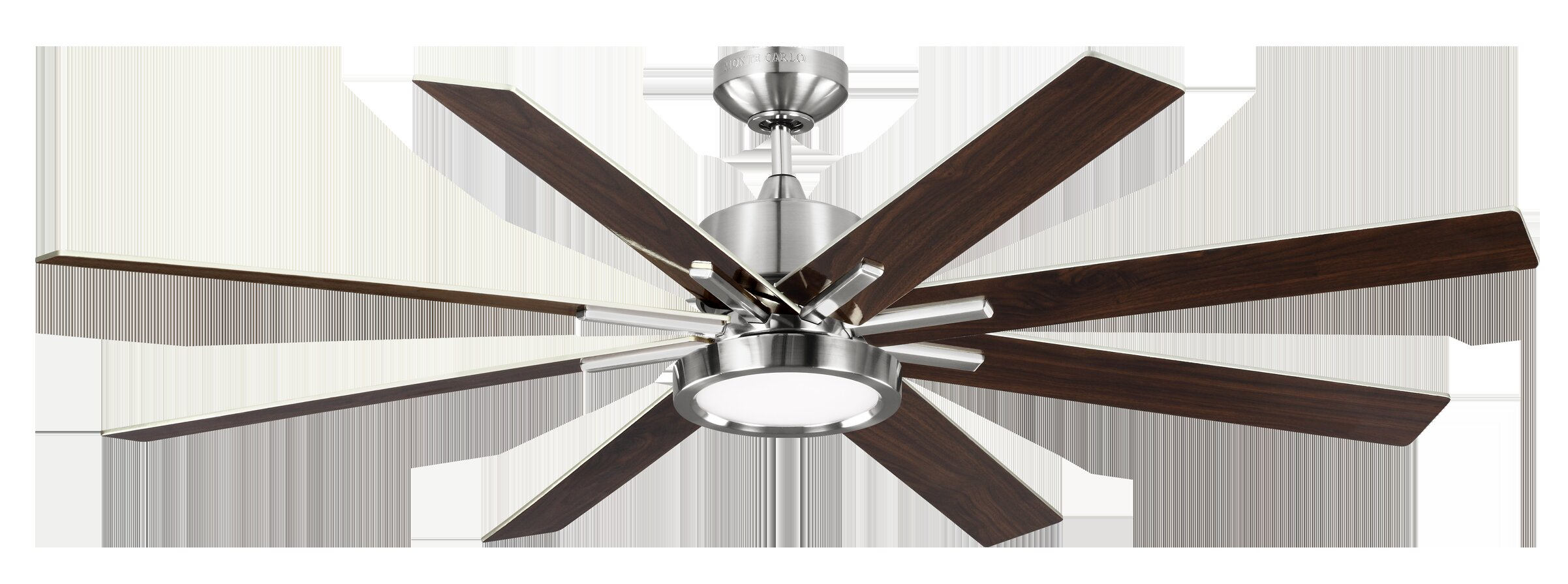 bay p remote bn brookedale fans in nickel hampton indoor ceiling control fan lights light with brushed and kit