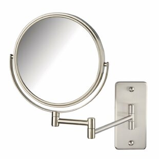 Compare & Buy Nickel Wall Mount Bathroom Vanity Mirror By Symple Stuff