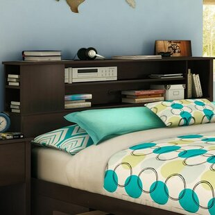 Vito Queen Bookcase Headboard by South Shore