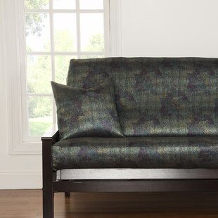 Rafael Full Box Cushion Futon Slipcover by Ivy Bronx Herry Up