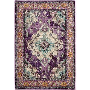 newburyport violetlight blue area rug