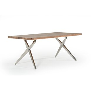 Atlas Dining Table by Brayden Studio Herry Up