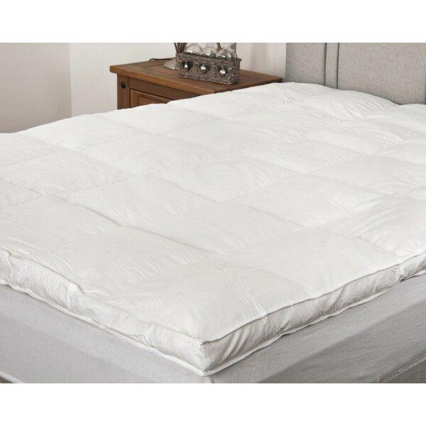 home etc original sleep company natural duck feather mattress topper u0026 reviews wayfaircouk
