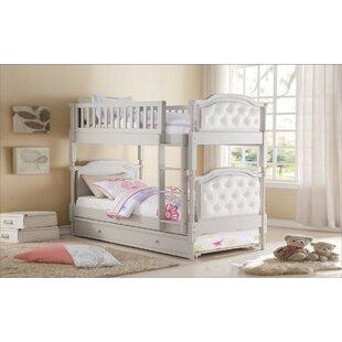 Kuiper Twin Bunk Bed with Drawers