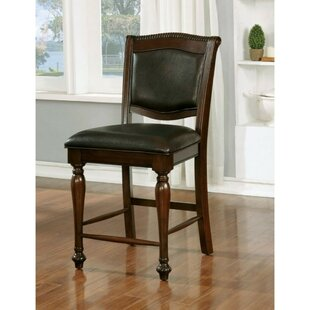 Montcalm Upholstered Dining Chair (Set of 2) Alcott Hill