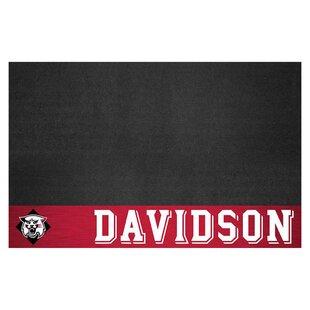 Davidson College Grill Mat ByFANMATS