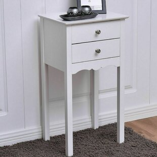 Volz 2 Drawer Nightstand by August Grove