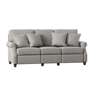 Shop For Doug Reclining Sofa by Wayfair Custom Upholstery™ Reviews (2019) & Buyer's Guide