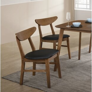 Gilbertson Pointed Back Dining Chair (Set of 4)