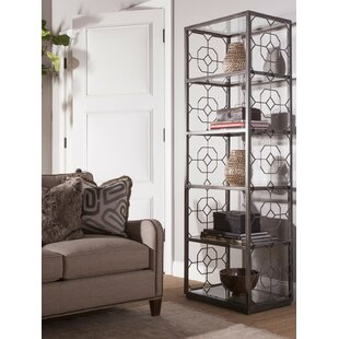 Look for Metal Designs Etagere Bookcase by Artistica Home