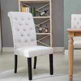 Aleiha Tufted Upholstered Dining Chair (Set of 2) by Red Barrel Studio®