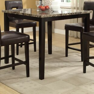 Parkin Wooden Dining Table by Winston Porter Modern