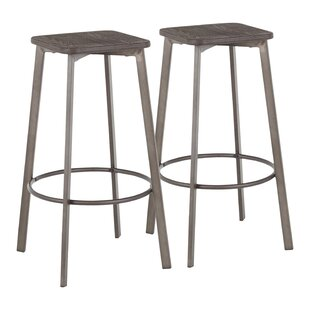 Canisteo 29.75 Bar Stool (Set of 2) by George Oliver