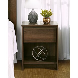 Kathi 1 Drawer Nightstand