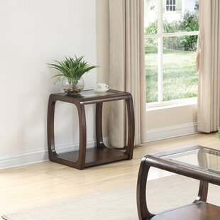 Find the perfect McInnis End Table By Winston Porter