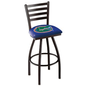 NCAA 39 Swivel Bar Stool