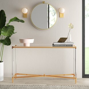 Brosius Console Table