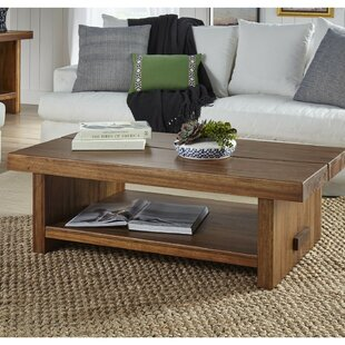 Parkhur Rectangular Coffee Table by Loon Peak