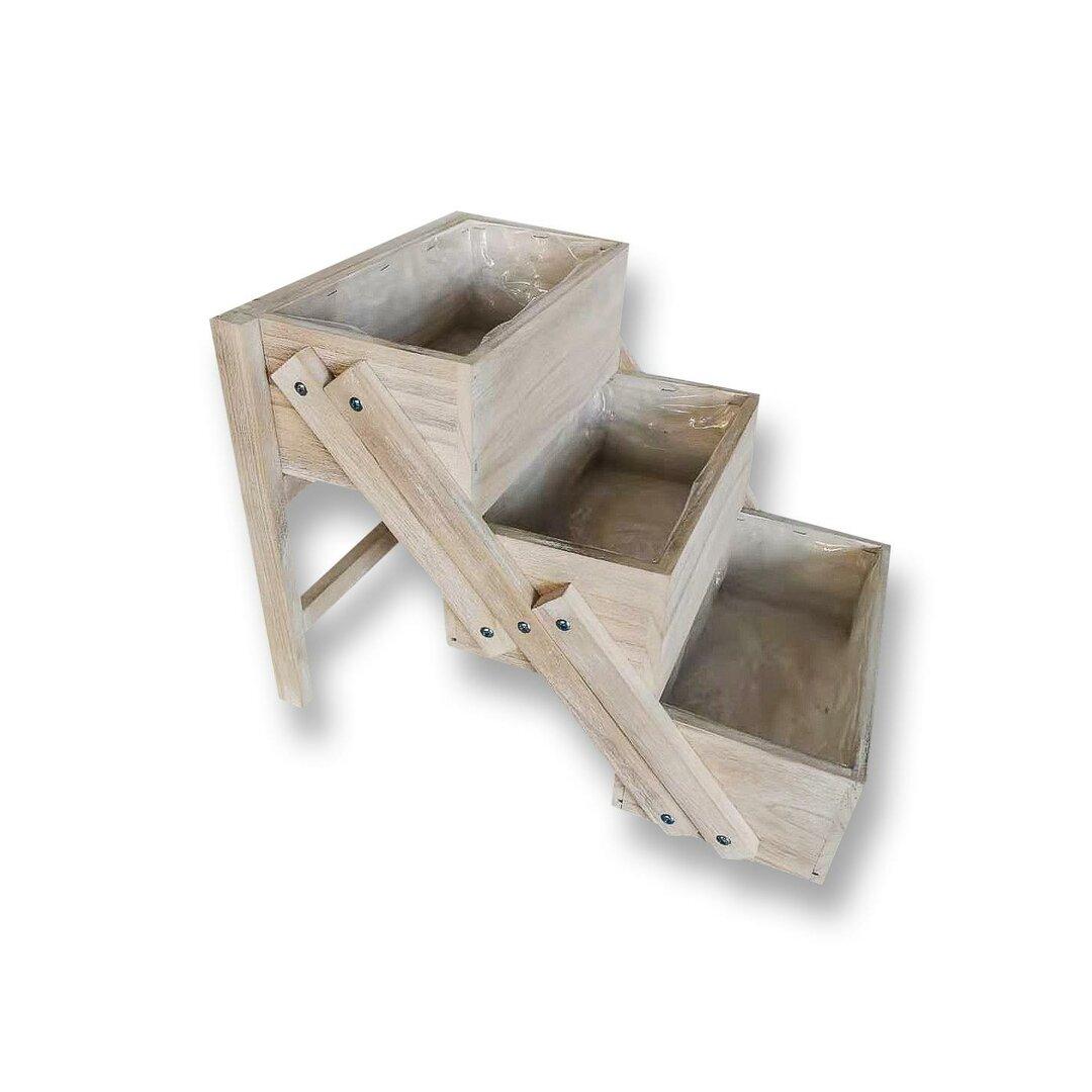 Colyt Wooden Planter Box
