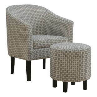 Athey Armchair and Ottoman