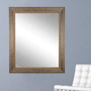 Find for Wood Trail Wall Mirror ByBrandt Works LLC