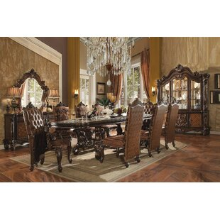 Syble 9 Pieces Extendable Dining Set Astoria Grand