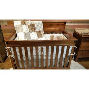 Buying Strobel Fawn 4 Piece Crib Bedding Set ByHarriet Bee