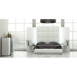 Helotes BEDOR09 Bedroom Set 3 Pieces by Orren Ellis Great price