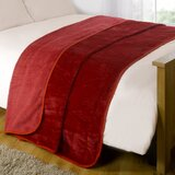 Red Blankets & Throws You\'ll Love | Wayfair.co.uk