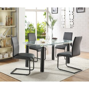 Rolla Upholstered Dining Chair (Set of 2)