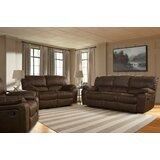 Roderick Reclining Configurable Living Room Set by Red Barrel Studio®