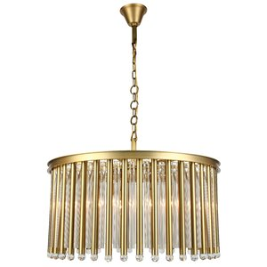 Pavie 8-Light Drum Chandelier