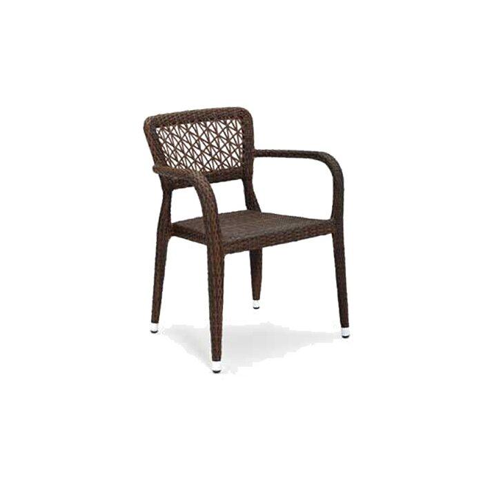 Peachy Big Sur Stacking Patio Dining Chair Inzonedesignstudio Interior Chair Design Inzonedesignstudiocom