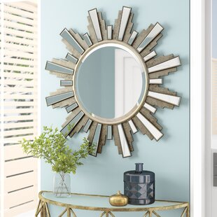 Varvara Accent Mirror By Willa Arlo Interiors