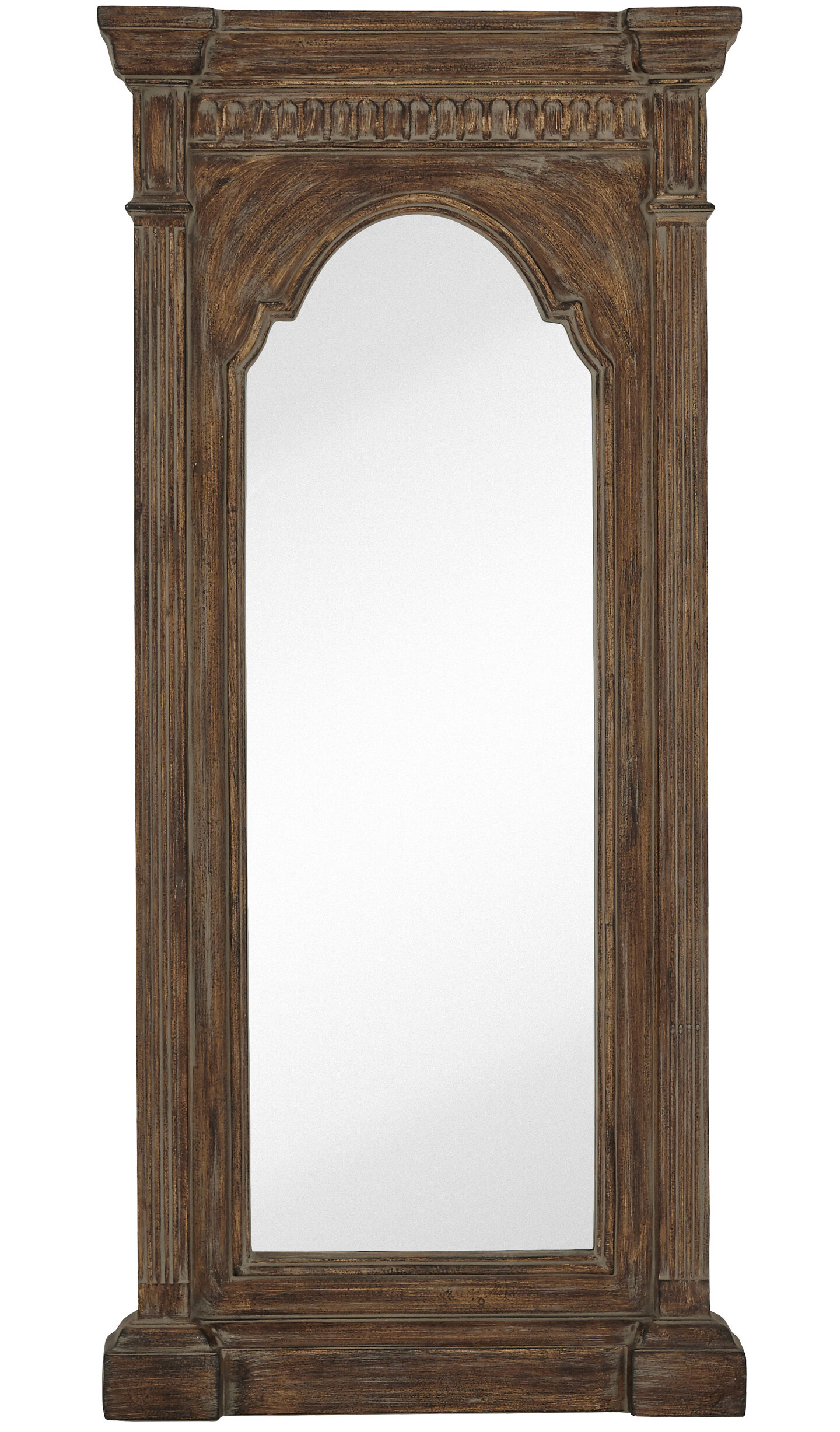Majestic Mirror Oversized Traditional Tall Narrow Accent Mirror Perigold