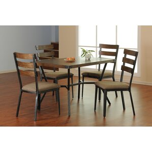 Fossil 5 Piece Dining Set by Simmons Casegoods by Trent Austin Design